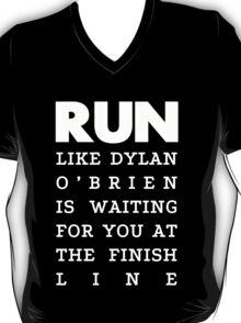 RUN - Dylan O'Brien 2 T-Shirt