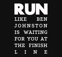 RUN - Ben Johnston 2 Mens V-Neck T-Shirt