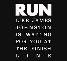 RUN - James Johnston 2  Mens V-Neck T-Shirt