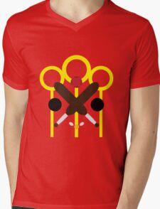 Quidditch Mens V-Neck T-Shirt