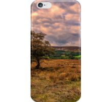 North Yorks Moors iPhone Case/Skin