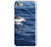 striped dolphin  - Italy  iPhone Case/Skin