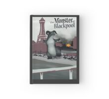 Monster of BP - Titled Hardcover Journal