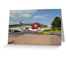 Mission: Space Greeting Card
