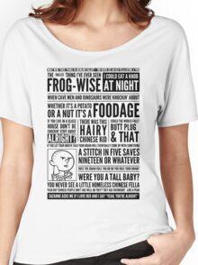 Bald Mank Women's Relaxed Fit T-Shirt