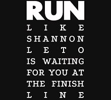 RUN - Shannon Leto 2 Mens V-Neck T-Shirt