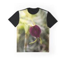 Velvet Orchid  Graphic T-Shirt