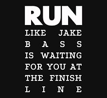 RUN - Jake Bass 2 Mens V-Neck T-Shirt