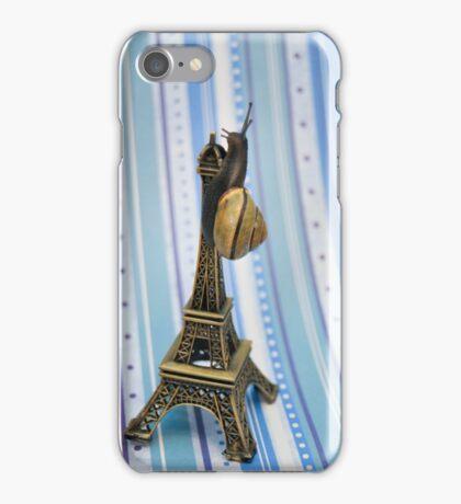 Escargot! iPhone Case/Skin