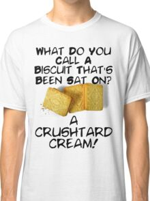 Crushtard Cream Pun Classic T-Shirt