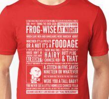 Bald Mank Unisex T-Shirt