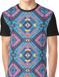 Aztec triangles Graphic T-Shirt
