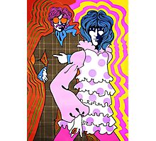 Groovy Boosh Photographic Print