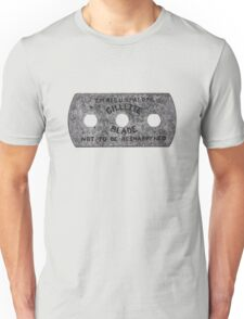 vintage razor Unisex T-Shirt