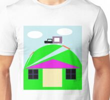 Truck by Moma Unisex T-Shirt
