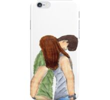 Never Into Forever iPhone Case/Skin