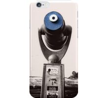 Newport Oregon - Telescope Business iPhone Case/Skin