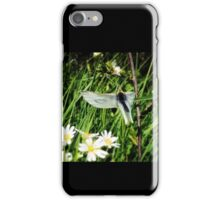 Silver wings iPhone Case/Skin