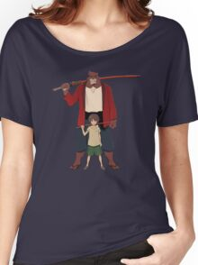 Boy and the beast Women's Relaxed Fit T-Shirt