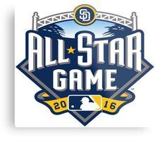 MLB All-Star Game Metal Print