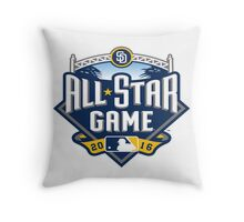MLB All-Star Game Throw Pillow