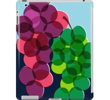 Retro Grapes iPad Case/Skin