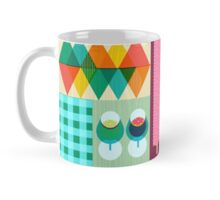 Wondercook Food Kitchen Pattern Mug