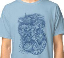 BEEE GOOOD (blue) Classic T-Shirt