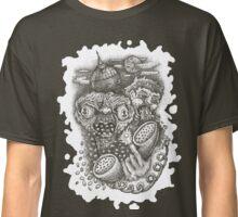 BEEE GOOOD (white reverse print) Classic T-Shirt