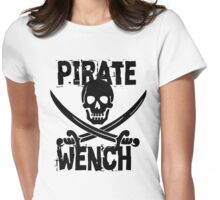 Pirate Wench Womens Fitted T-Shirt