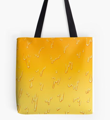 Melty Cheese Tote Bag
