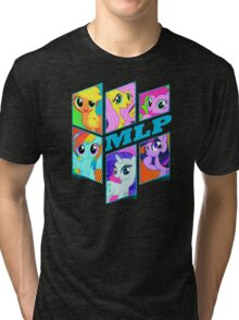 MLP MANE 6 Tri-blend T-Shirt