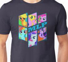 MLP MANE 6 Unisex T-Shirt