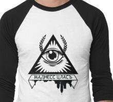 Madness Clash!! Men's Baseball ¾ T-Shirt