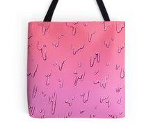 Pink Slime Tote Bag