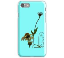 Kantzler Memorial Arboretum Flowers iPhone Case/Skin