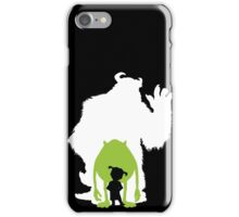 Monsters Inc. iPhone Case/Skin