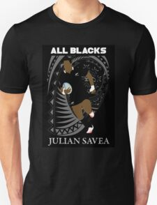Julian Savea  T-Shirt