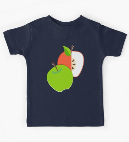 Retro Apple Kids Tee