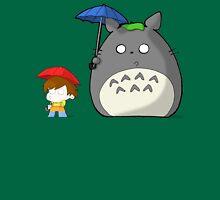 TheDandyTiger Chibi Style Totoro inspired Unisex T-Shirt