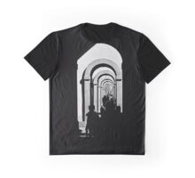 Walking through many arches Graphic T-Shirt
