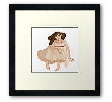 ORELIE Framed Print