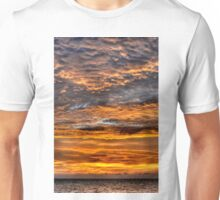 Sunrise over Yamacraw in Nassau, The Bahamas Unisex T-Shirt
