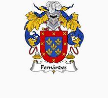 Fernandez Coat of Arms/Family Crest Unisex T-Shirt