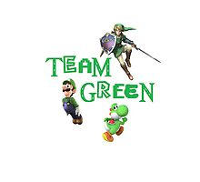 Team Green by gspeed13