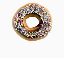 Chocolate Ring Donut Covered With Sprinkles Women's Relaxed Fit T-Shirt