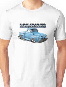 Cartoon lowrider truck Unisex T-Shirt