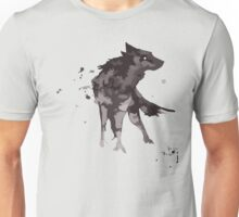 Wolf Watercolor Unisex T-Shirt