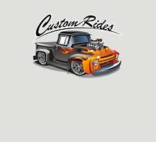 cartoon hotrod truck Unisex T-Shirt