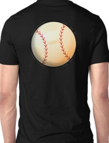 BASEBALL, BALL, SOFTBALL, Pitch, Pitcher, Sport, Game, bat and ball Unisex T-Shirt